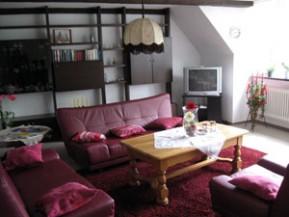 enstadt Emden Ferienwohnung Tapken: Wohnzimmer